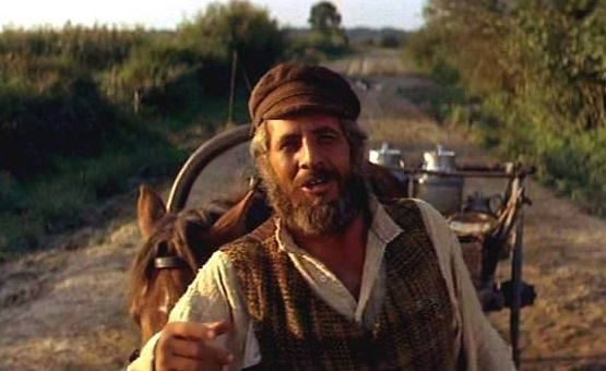 The Fiddler On My Roof Or My Crush On Tevye The Viking